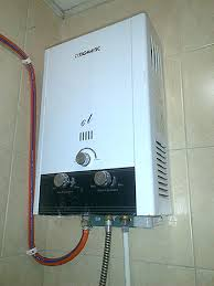 Harga Gas Water Heater