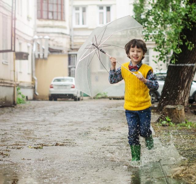 Payung anak-anak