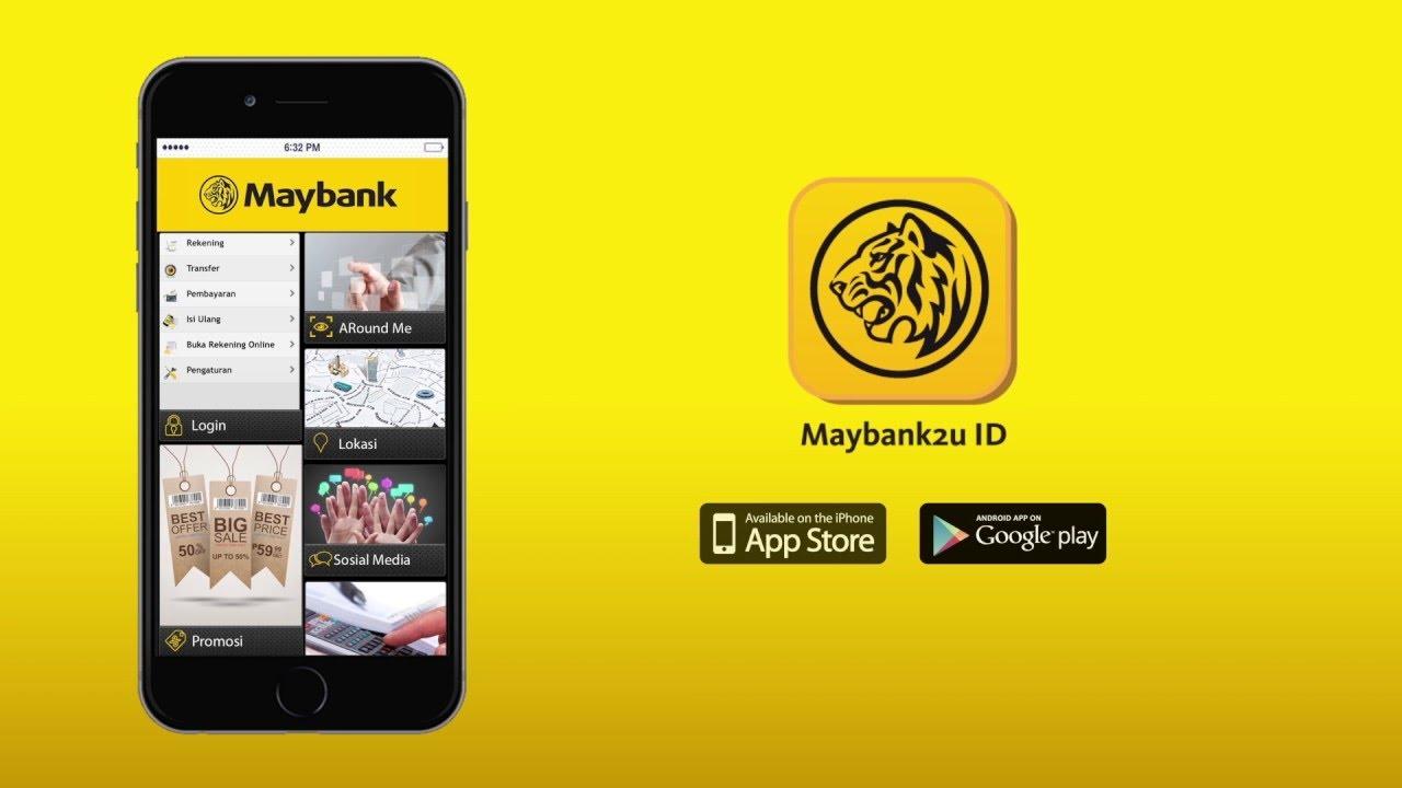 maybank m2u